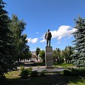Lenin monument in Shuya.jpg