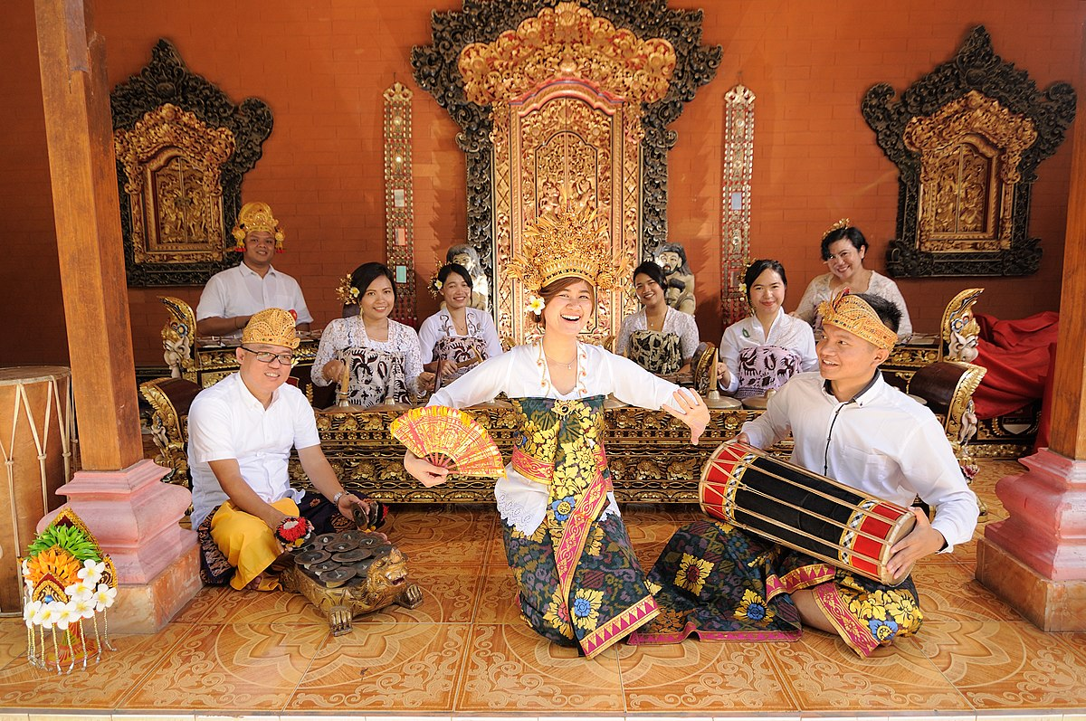 What Is Balinese Gamelan   Know It Info