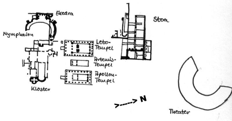 Archivo:Letoon plan.jpg