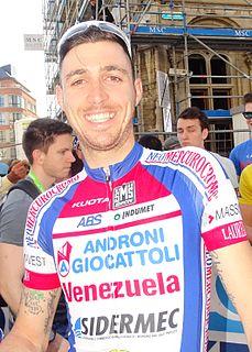 Fabio Taborre Italian road cyclist