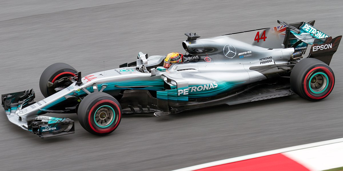 Mercedes AMG F1 W09 EQ Power+ - Wikipedia