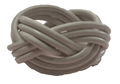 Lexden woggle, made from white plastic insulated wire.png