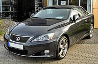 Lexus IS 250 C 20090809 front.JPG