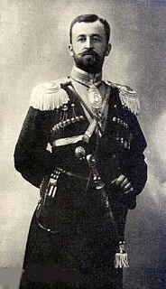 Vladimir Liakhov Russian Cossack