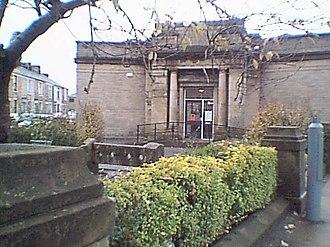 Oswaldtwistle - Oswaldtwistle Library (2000)