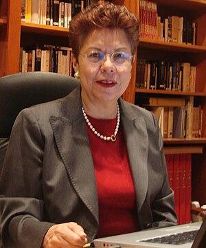 Socorro Díaz Palacios - Image: Lic Socorro Diaz