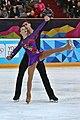 Lillehammer 2016 - Figure Skating Pairs Short Program - Anna Duskova and Martin Bidar 1.jpg