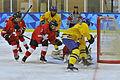 Lillehammer 2016 - Women hockey - Sweden vs Switzerland 5.jpg