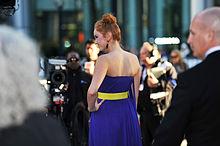 Lily Cole al Toronto International Film Festival 2009