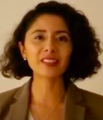 """Lina Hidalgo in video for """"National Run for Office Day 2018"""".png"""