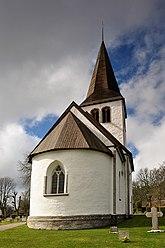 Fil:Linde kyrka church Gotland Sweden.jpg
