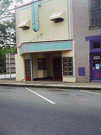 Lineville Alabama downtown 03.jpg