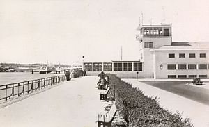 Lisbon Airport - Lisbon Airport in 1951