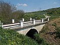 Listed Bridge over Füzes Stream and road to Nyakas Rock. - Biatorbágy, Pest County, Hungary.jpg