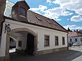 Listed Valner house, 5 Dobó Street, Eger, 2016 Hungary.jpg