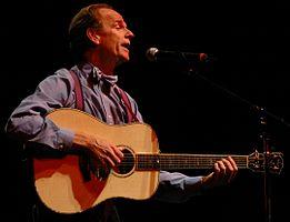 Taylor no Broward Performing Arts Center, novembro de 2006