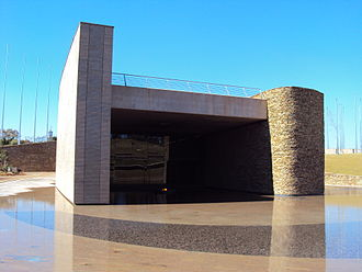 Freedom Park (South Africa) - Eternal Flame - Freedom Park
