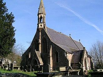 Llandogo - Church of St Oudoceus