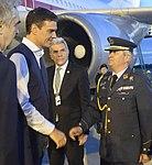 Llegada de Pedro Sánchez, presidente del Gobierno de España (44292750260).jpg