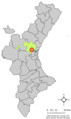 Localització de l'Eliana respecte del País Valencià.png