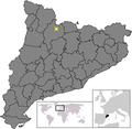 Localització de laSeud'Urgell.png