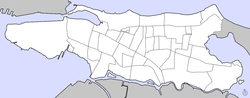 US Census Map (frae 1990)