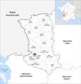Locator map of Kanton Niort-1 2019.png