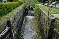 Lock no. 12 at Terryhoogan, Scarva, disused Newry Canal - geograph.org.uk - 172002.jpg