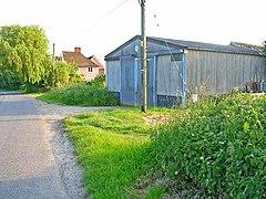 Lodge Farm, Broad Street - geograph.org.uk - 185667.jpg