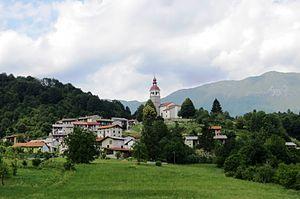Logje - Image: Logje Slovenia