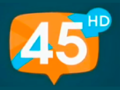 Logo Canal 45 TV.png