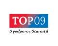 Logo TOP 09 s podporou Starostů.png