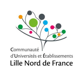 """Cluster of several higher education insitutions in the area of Lille in the form of a """"Community of universities and higher education institutions"""". Created in 2015"""