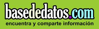 Base de datos - Image: Logotipo de Base de datos