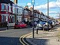 London W4 bus route,The Avenue at Mount Pleasant Road,Tottenham.jpg