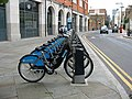 London cycle hire docking station - Union Street - geograph.org.uk - 1974553.jpg