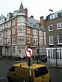 Looking from elevated position in Hinde Street across to Mandeville Place - geograph.org.uk - 1053031.jpg