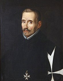 Portrait of Lope de Vega