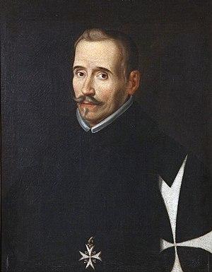Félix Lope de Vega Carpio.