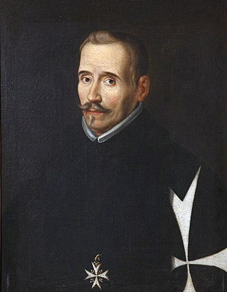 Lope de Vega - Portrait of Lope de Vega