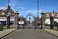 Lordship Recreation Ground gates, Tottenham, London 1.jpg