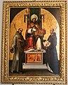 Lorenzo costa, san petronio tra i ss. francesco e domenico, 1502, 02.jpg