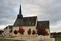 Loreux église Saint-Laurian 1.jpg