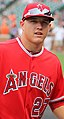 Los Angeles Angels center fielder Mike Trout (27) (5971901786).jpg