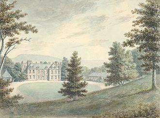 Loton Park - Loton Hall, 1796