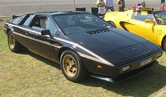 Lotus Esprit - Lotus Esprit S2 Commemorative edition