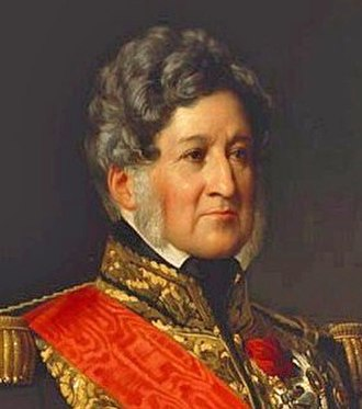 Icarians - Louis Philippe I, the moderate conservative Orléanist king who replaced the extreme conservative Charles X following the revolution of 1830.
