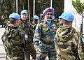 Lt Col Brendan Delaney & Lt Gen Iqbal Singha, UNDOF Syria (13215908884).jpg