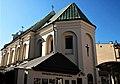 Lublin, Królewska 9;Kościół Rzymskokatolicki Pw. św. Piotra Apostoła, widok z E.jpg