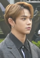 Lucas Wong going to a Music Bank recording in April 2018.png